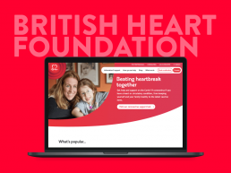 British Heart Foundation feature image