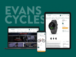 Evans Cycles feature image