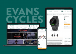 Evans Cycles cover